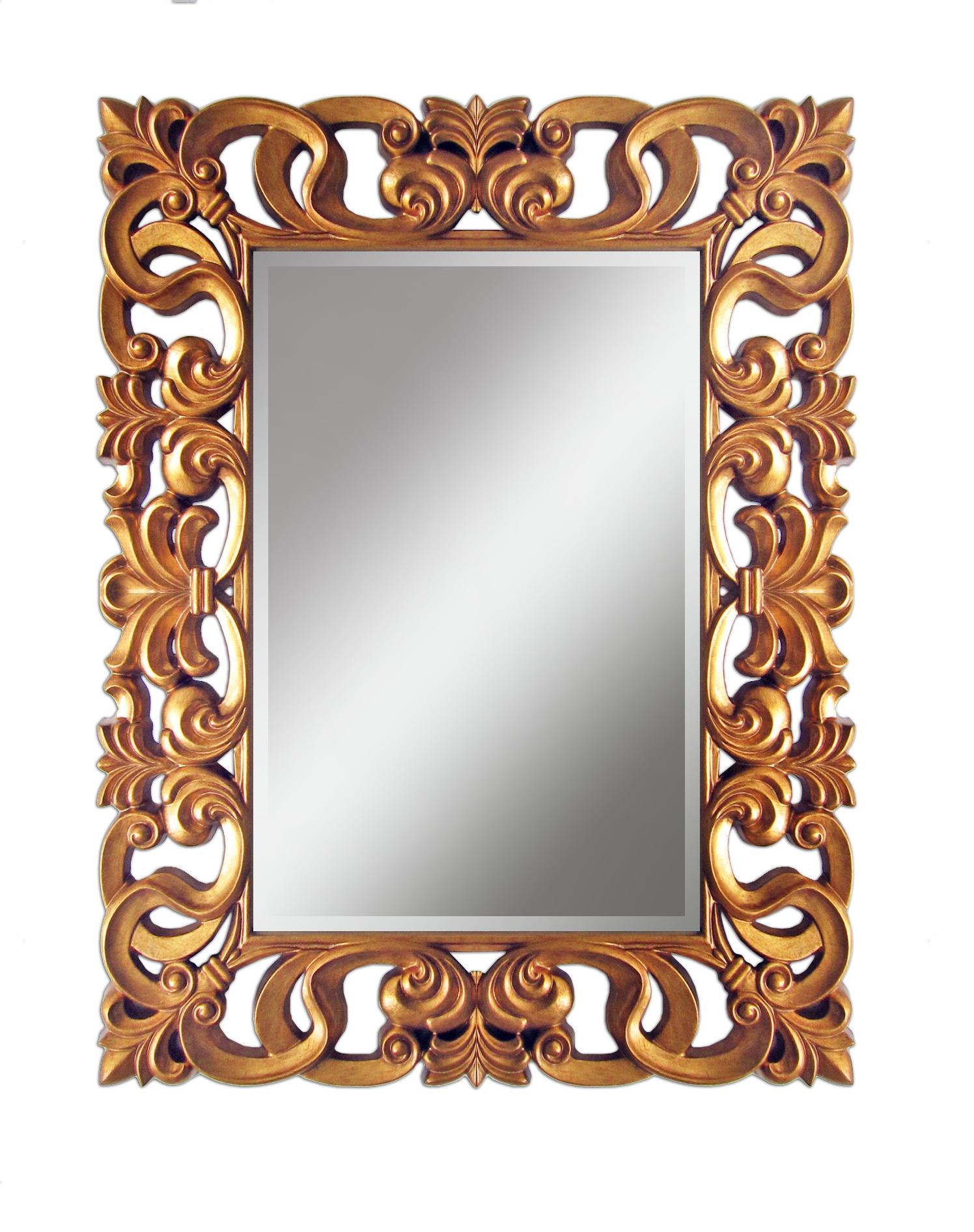 Резной багет для зеркала своими руками